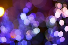 Festive Christmas  abstract background with  bokeh lights. Festive Christmas  elegant  abstract background with  bokeh lights Royalty Free Stock Photos