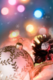 Festive Christmas Background Royalty Free Stock Image