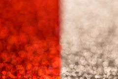 Festive Christmas background. Abstract twinkled bright backgroun Royalty Free Stock Photo