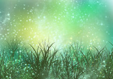 Festive Christmas background. banner. Illustration Stock Photography