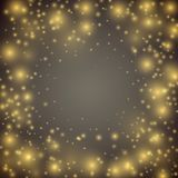Festive Christmas background,bokeh abstract. Royalty Free Stock Images