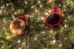 Festive Christmas Background #2 Royalty Free Stock Images
