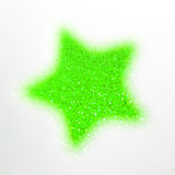 Festive Christmas background with stars. Abstract twinkled brigh Royalty Free Stock Photography