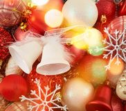 Festive Christmas background Royalty Free Stock Image