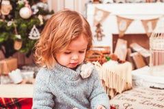 Festive Christmas decoration Royalty Free Stock Photography
