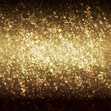 Festive Christmas and New Year bokeh background. Easy all editable Royalty Free Stock Images