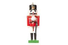 Festive Christmas NutCracker Royalty Free Stock Photos