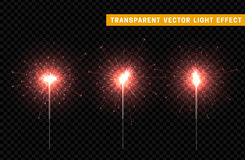 Festive Christmas sparkler decoration lighting element. Royalty Free Stock Images