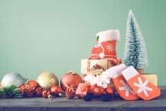Christmas backgrounds 2018 Royalty Free Stock Photos