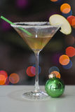 Festive cocktail Royalty Free Stock Photography