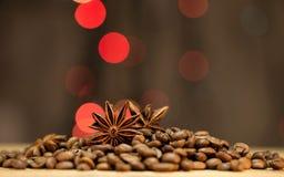 Festive coffee Stock Photo