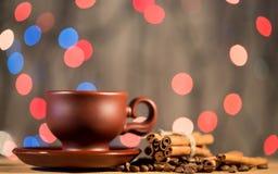Festive coffee Royalty Free Stock Image