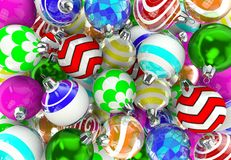 Festive colorful background. Festive Christmas colorful background Royalty Free Stock Images