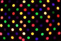 Festive colorful soft focus background Royalty Free Stock Images
