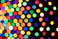 Festive colorful soft focus background Royalty Free Stock Photos