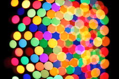 Festive colorful soft focus background Stock Images