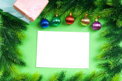 Festive concept with paper Stock Photo