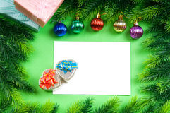 Festive concept with paper Stock Photos
