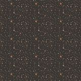 Festive confetti bubbles background. Gold and silver. Good for Merry Christmas, New year, Royalty Free Stock Photo