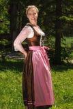 Festive costume Stock Photos