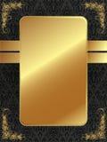 Festive dark background 3 Royalty Free Stock Image