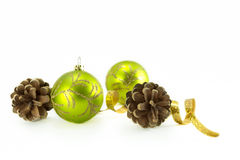 Festive decorations Royalty Free Stock Photos