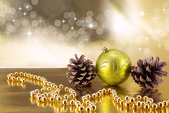 Festive decorations Royalty Free Stock Images