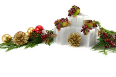 Festive Decorations Royalty Free Stock Photo