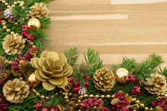 Festive Decorations Stock Photo