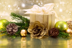 Festive Decorations Royalty Free Stock Photography