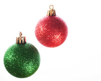 Festive decorations Stock Images
