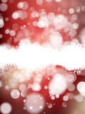 Festive defocused lights. EPS 10. Abstract bokeh background. Festive defocused lights. EPS 10 vector file included Royalty Free Stock Photography