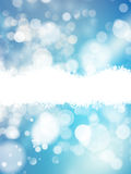 Festive defocused lights. EPS 10. Abstract bokeh background. Festive defocused lights. EPS 10 vector file included Royalty Free Stock Photos