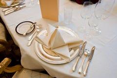 Festive dinner Royalty Free Stock Photography