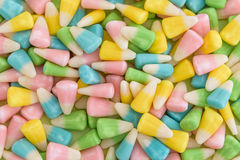 Festive Easter candy corn Stock Photography
