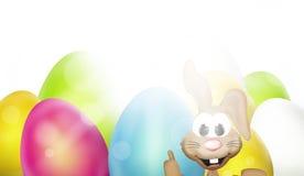 Festive Easter Time. Design image Stock Image