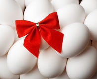 Festive eggs background Royalty Free Stock Image