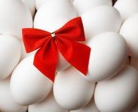 Festive eggs background Royalty Free Stock Image
