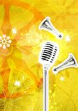 Festive ethnic music  Royalty Free Stock Image