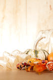 Festive Fall Arrangement Royalty Free Stock Images