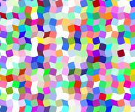 Festive flags pattern Royalty Free Stock Image