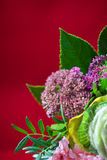 Festive flower arrangement Royalty Free Stock Image