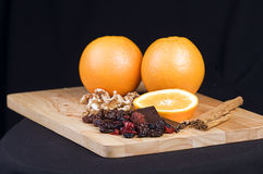 Festive food Royalty Free Stock Images