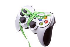 Festive gamepad Royalty Free Stock Photo