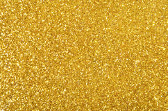 Festive Gold Sequins Background Royalty Free Stock Photos