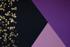 Horizontal festive background. stock image