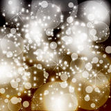 Festive illustration Royalty Free Stock Photography