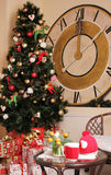Festive interior Stock Photos
