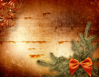 Festive invitation or greeting Stock Image