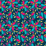 Festive kaleidoscope doodle design. Vector. Festive bright kaleidoscope doodle design. Vector illustration Royalty Free Stock Images